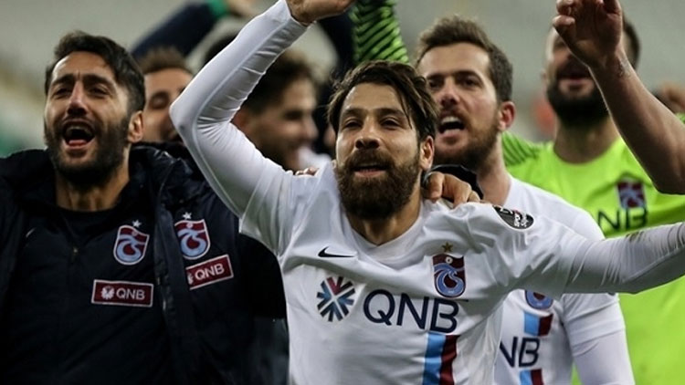 Trabzonspor'da Olcay Şahan affedildi