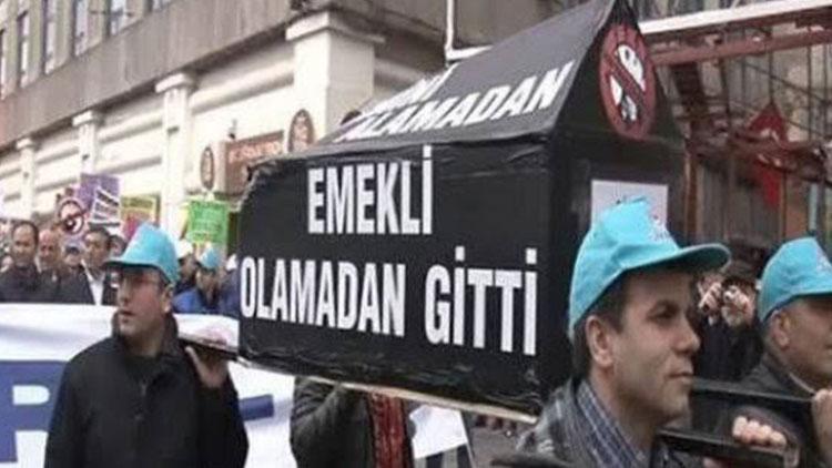 AKP cephesinden kafa karıştıran EYT açıklamaları