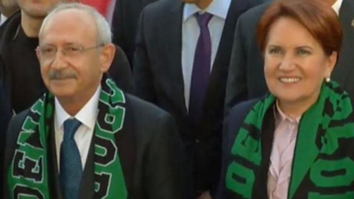CHP ve İYİ Parti'den bir ilk! Beraber kürsüye çıktılar