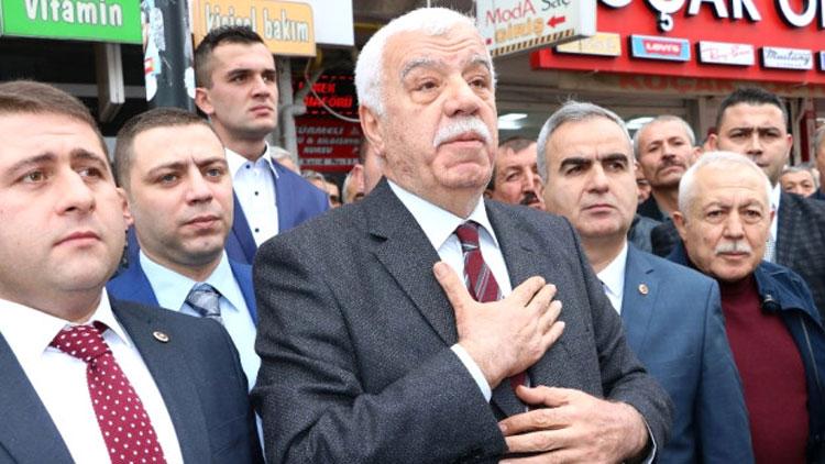 """MHP'li aday: """"İyi ki AKP'den istifa etmişim"""""""