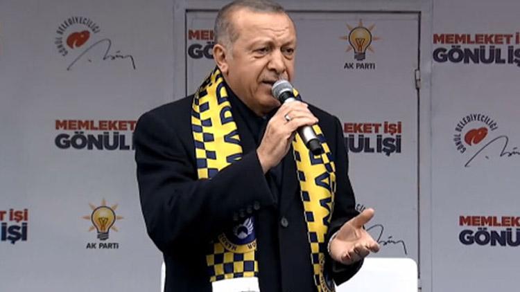 Erdoğan'dan Meral Akşener'e tepki: Avukatlarımı görevlendirdim