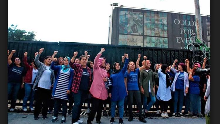 Direniş güzelleştirdi: Flormar işçilerinden 8 Mart'ta zafer!