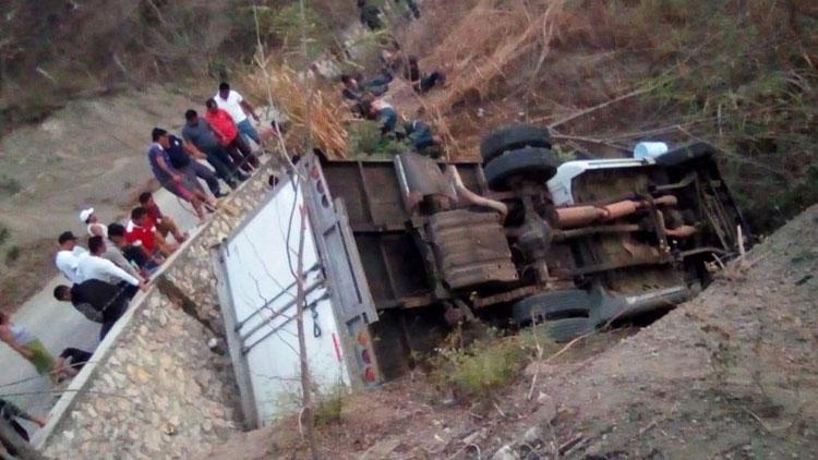 Meksika'da göçmen faciası: 25 ölü