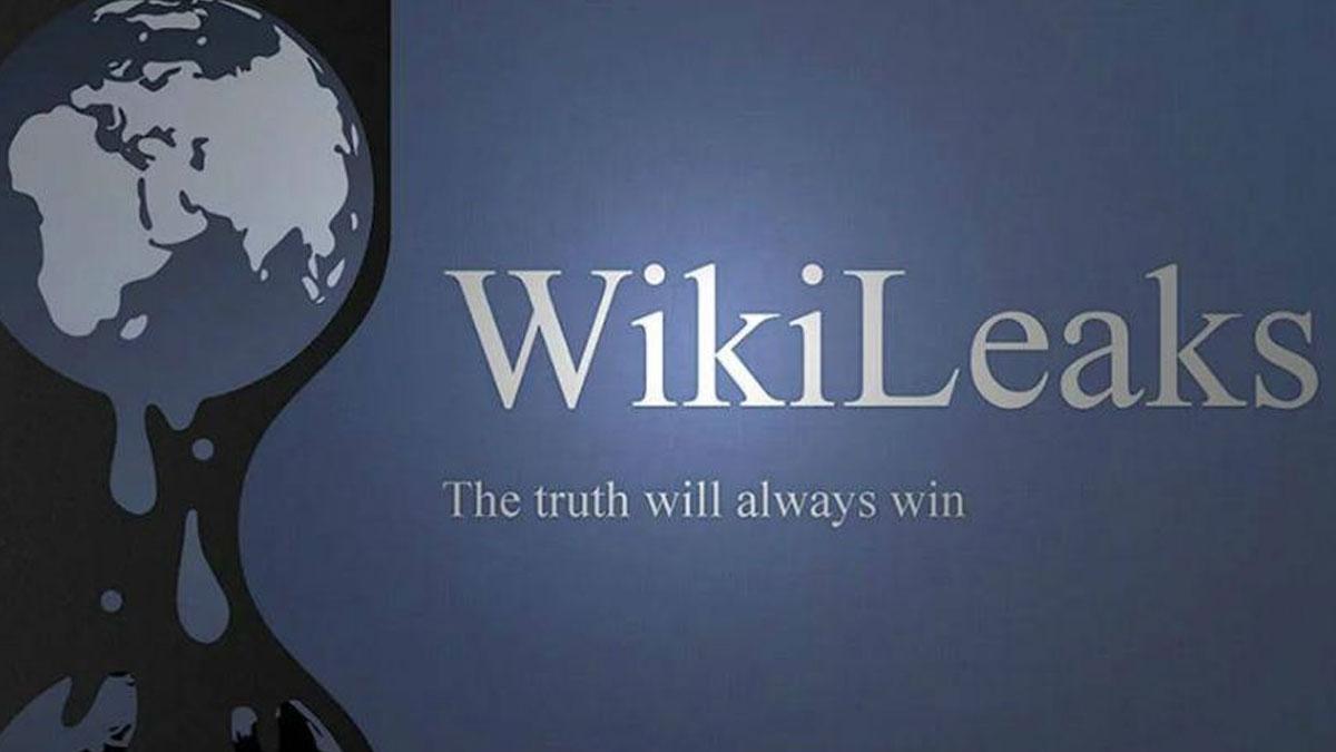 WikiLeaks'te flaş gelişme! Bilgi kaynağına gözaltı...
