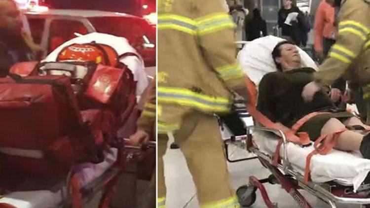 THY uçağı türbülansa girdi: 29 yaralı