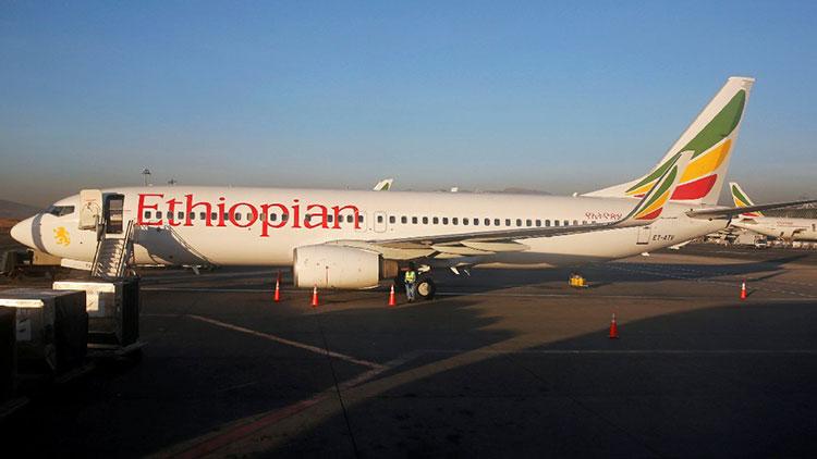Etiyopya'da 157 kişiyi taşıyan yolcu uçağı düştü
