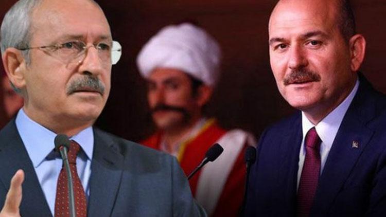 Kılıçdaroğlu'dan Soylu'ya: Allah akıl fikir versin