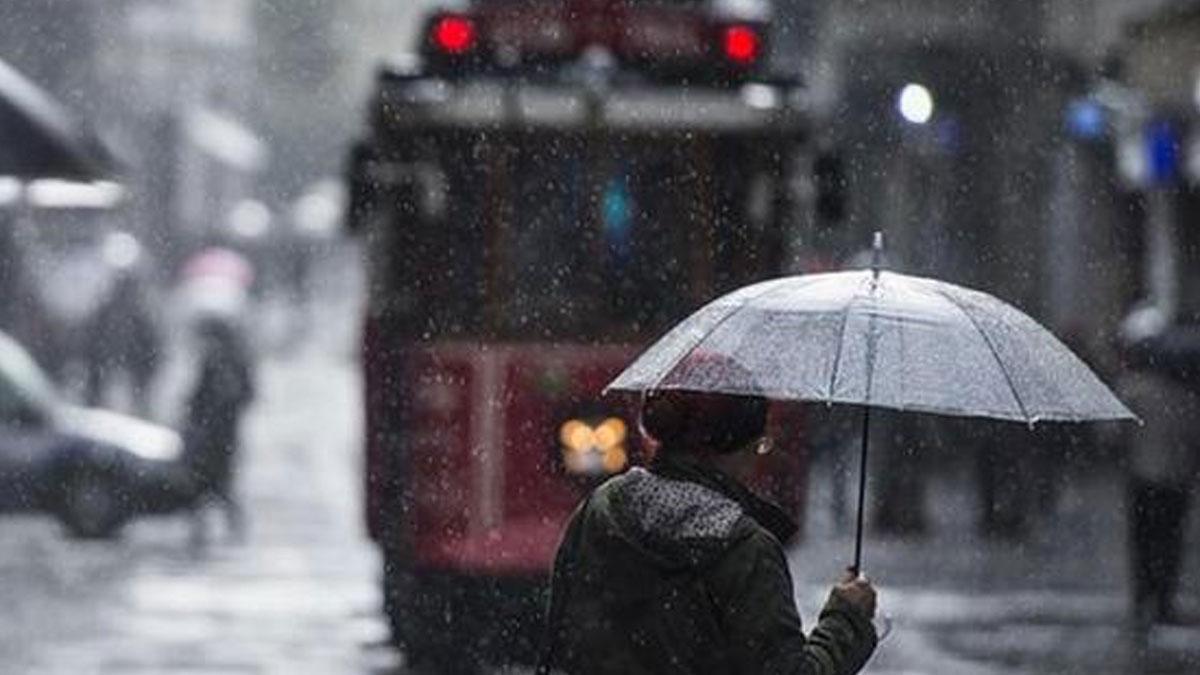 Meteoroloji'den son dakika hava durumu açıklaması! İşte yağmur beklenen iller