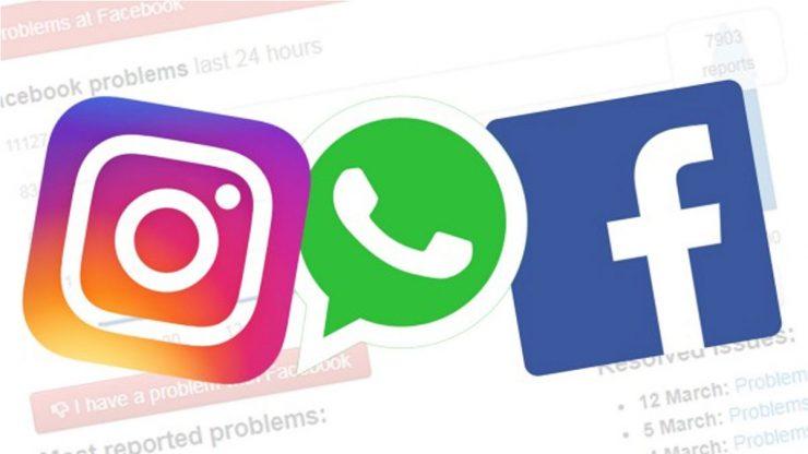 Facebook, Instagram ve Whatsapp işte bu yüzden çöktü