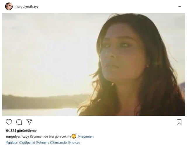 Sevilen dizi Gülperi'de Reynmen sürprizi