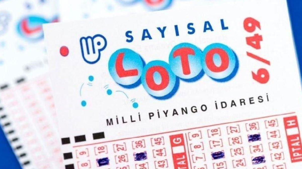 Sayısal Loto çekiliş sonuçları açıklandı! Milli Piyango Sayısal Loto Bilet Sorgulama