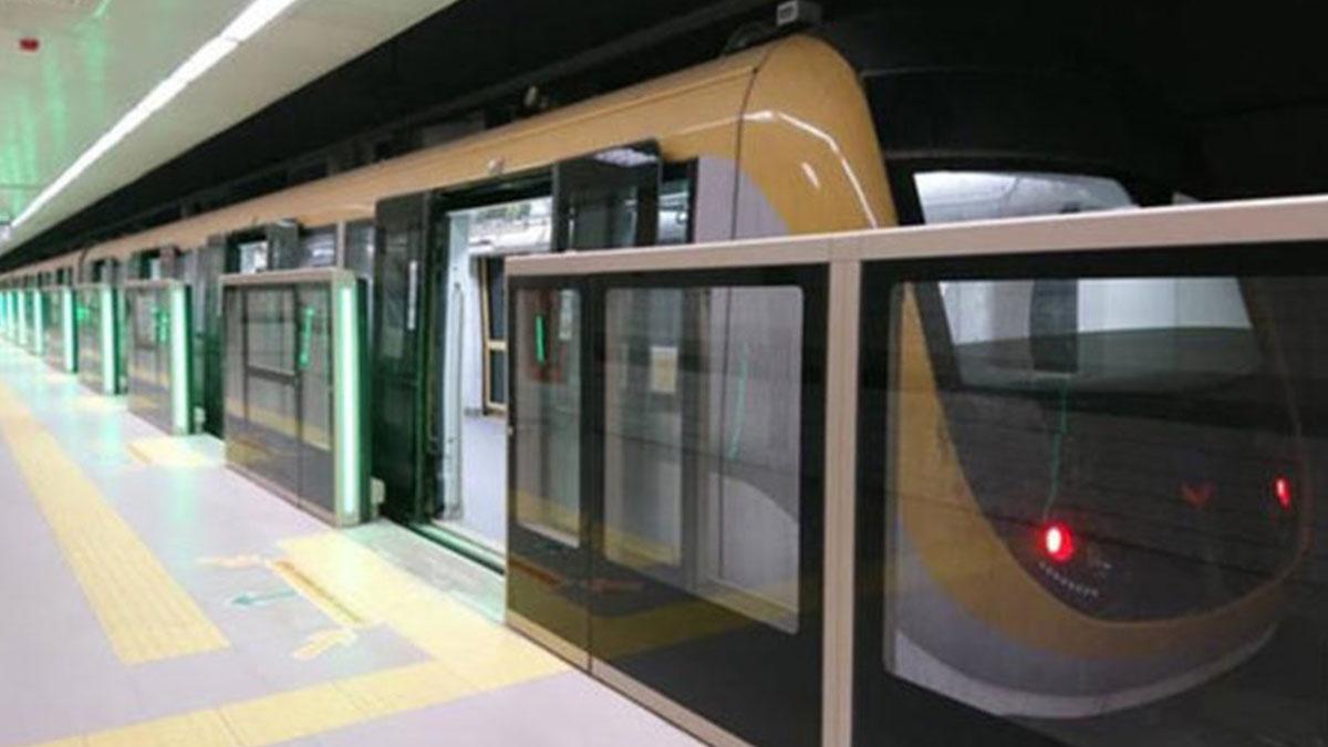 Üsküdar-Çekmeköy metrosunda arıza