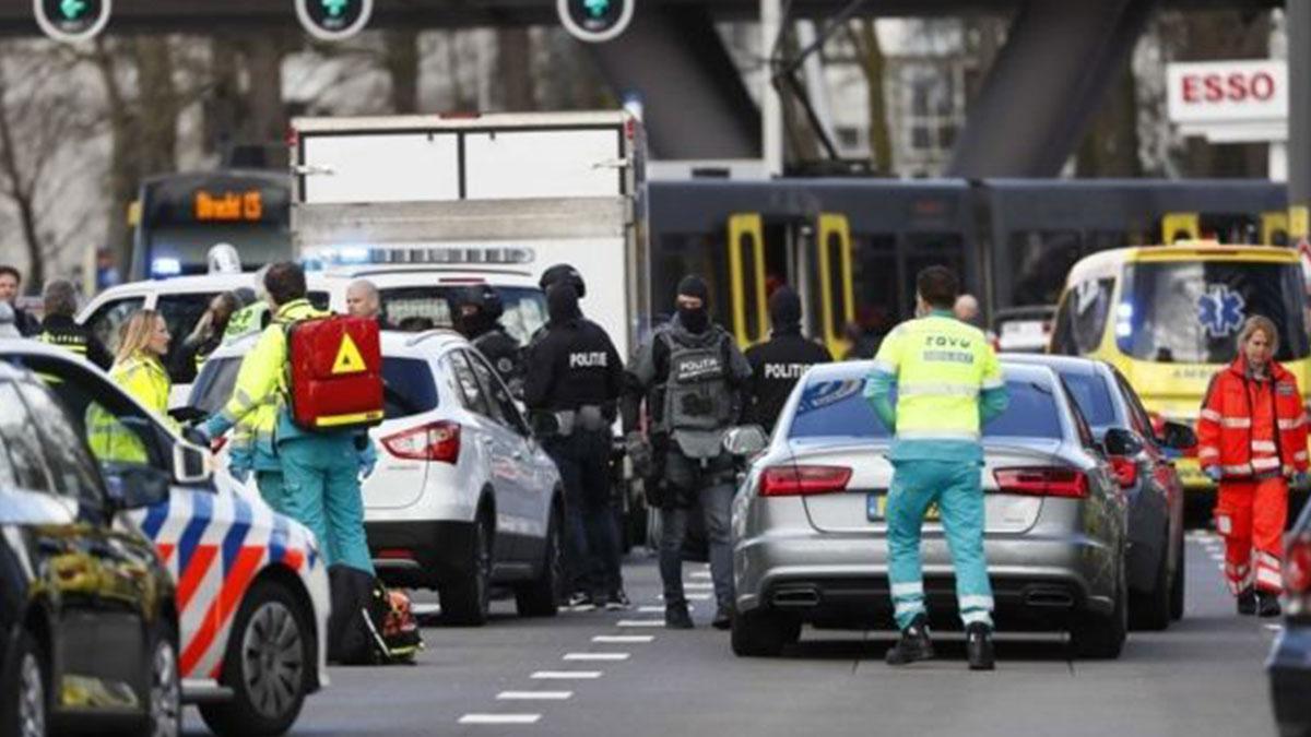 Hollanda'daki saldırganla ilgili detaylar ortaya çıkıyor! Dosyası kabarık...