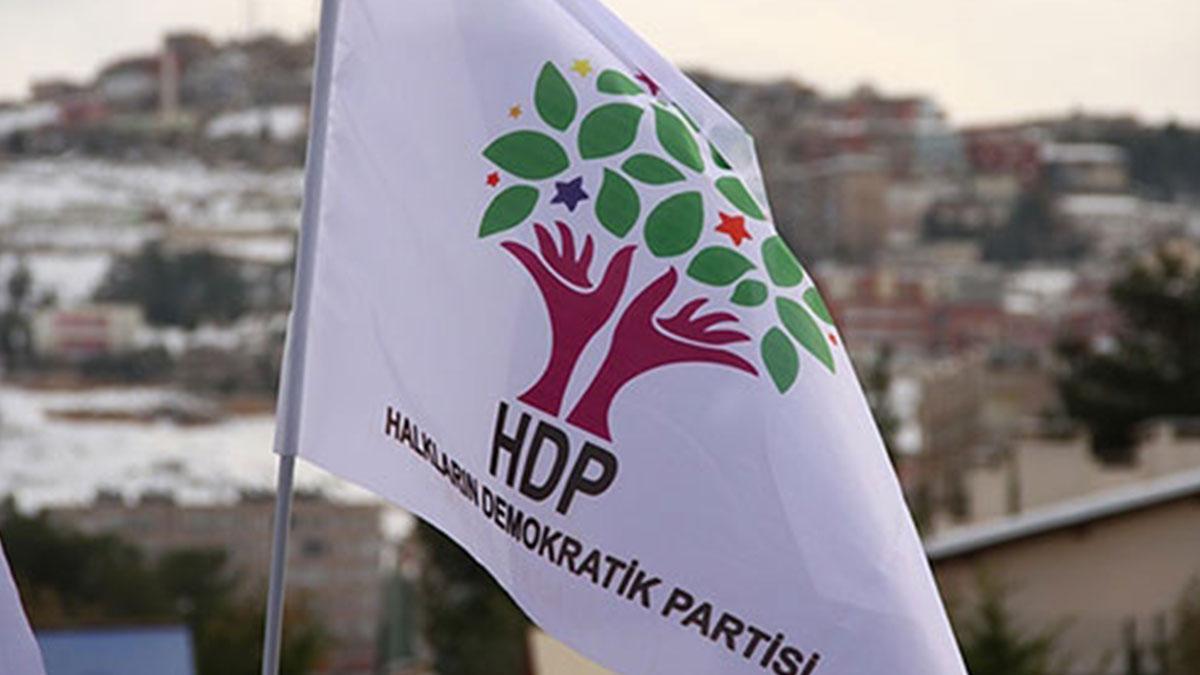 HDP'nin belediye başkan adayı gözaltına alındı