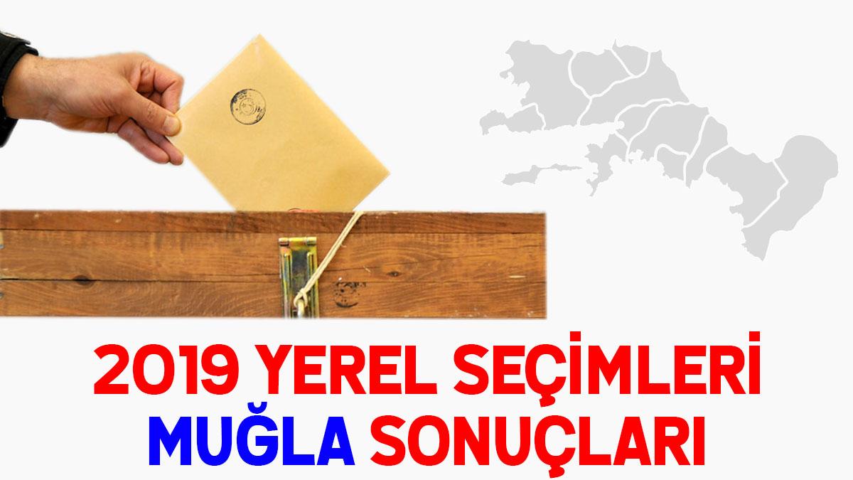 Muğla seçim sonuçları 2019: İşte Muğla oy oranları