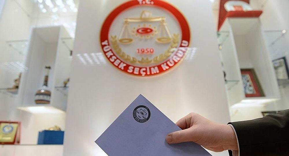YSK'dan çelişkili karar: Talebe göre değil, partiye göre muamele!