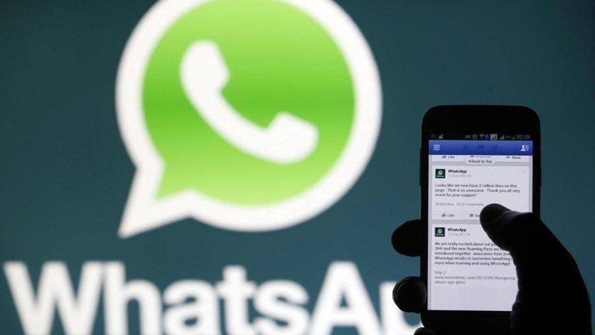 Merakla beklenen özellik WhatsApp'ta