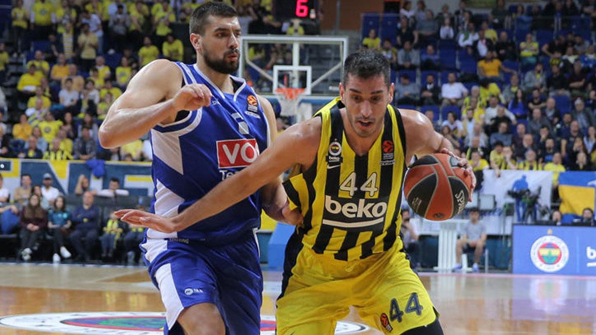 Fenerbahçe Beko Avrupa'da tarih yazdı