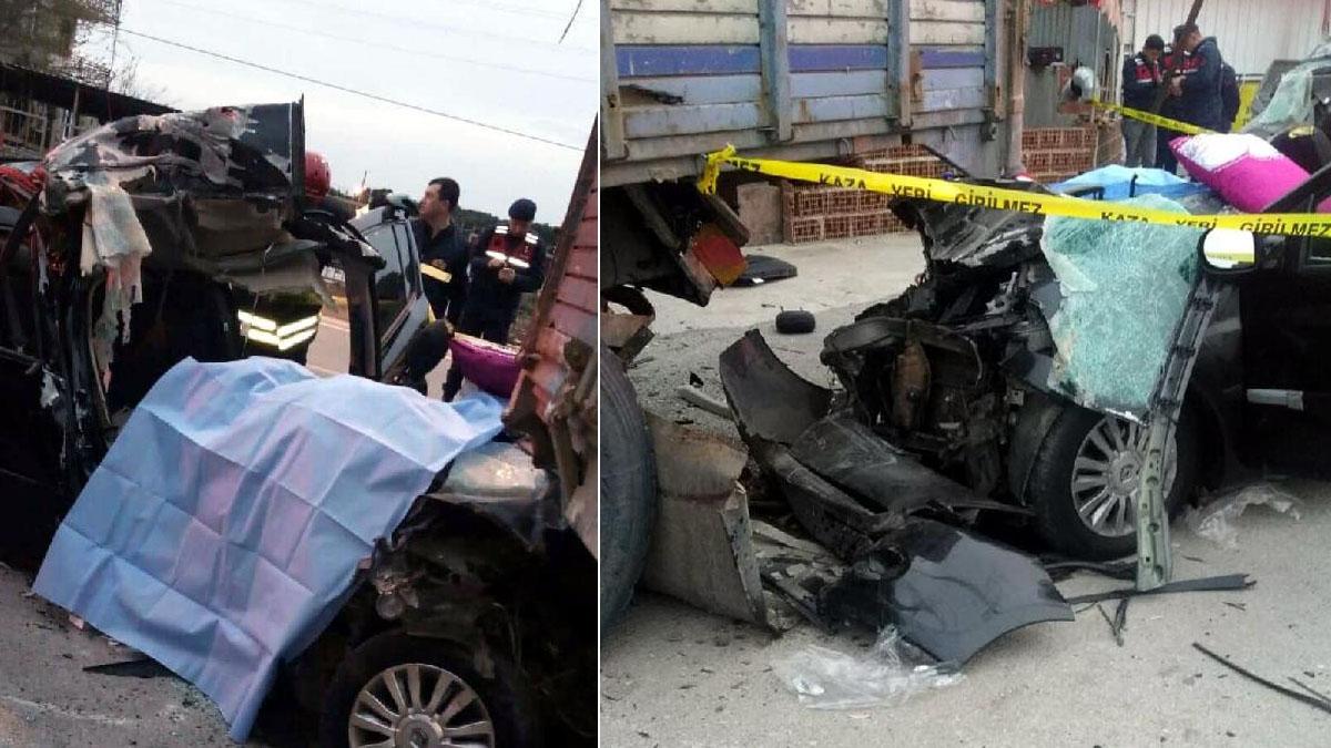 Bedelli askerlik yolunda çok acı kaza: Ölü ve yaralılar var