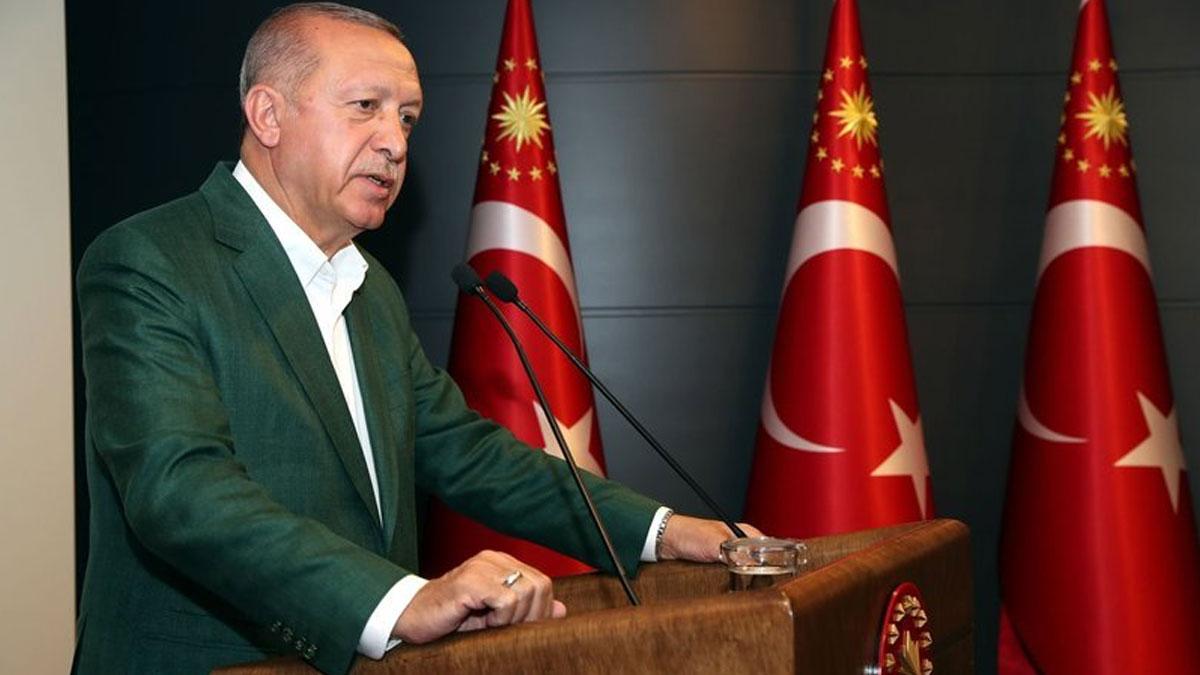 Erdoğan'dan Rusya dönüşü 'seçim' açıklaması!