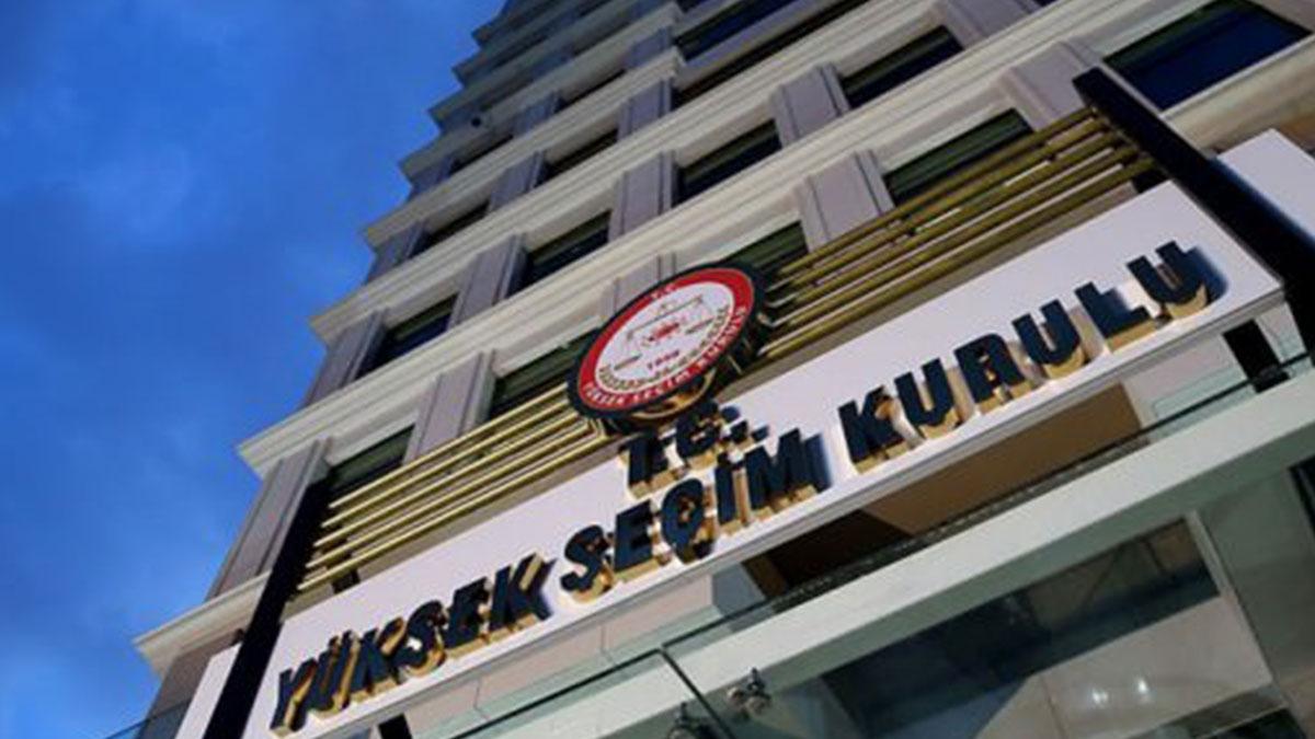 81 İl Başkanı'ndan  YSK'ya çağrı
