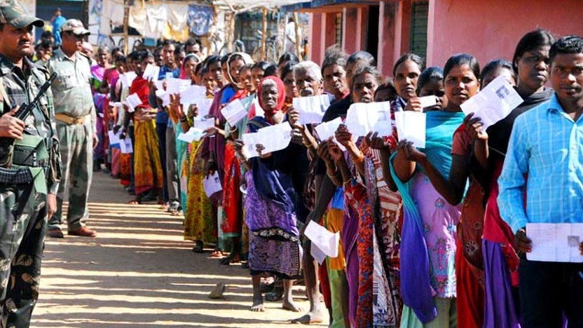 Hindistan'da seçimler başlıyor! 39 gün sürecek, 900 milyon seçmen oy kullanacak