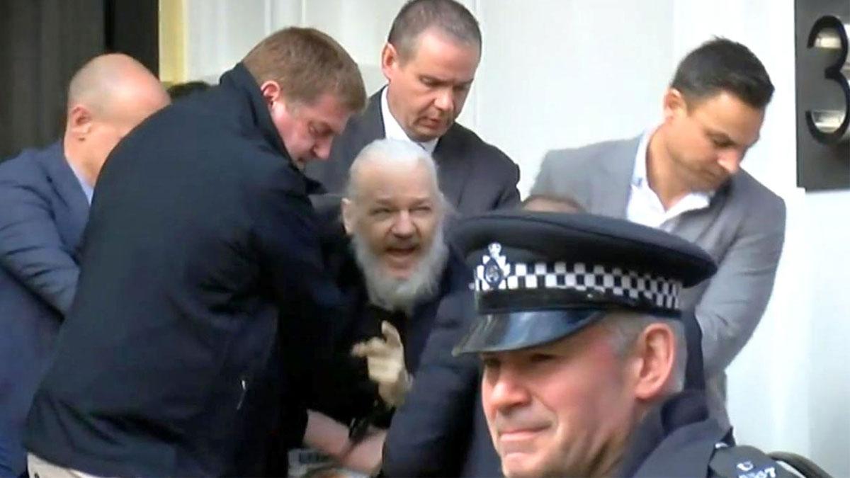 Ekvador'dan Assange açıklaması!