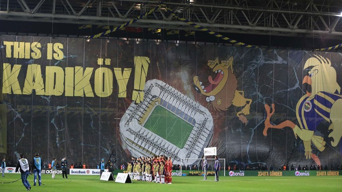 Fenerbahçe-Galatasaray derbisinde inanılmaz istatistik!