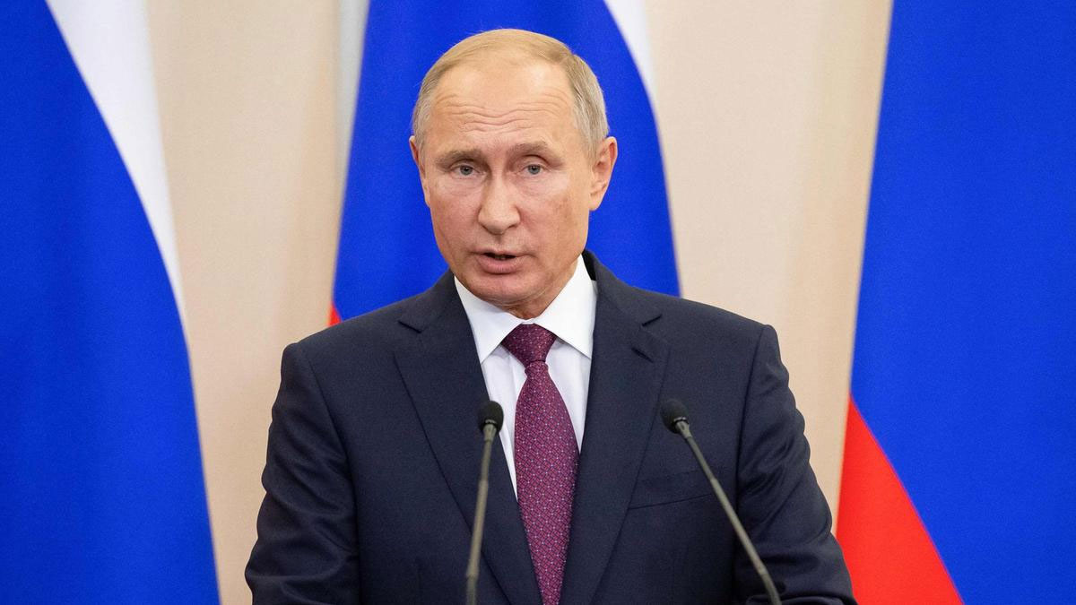 Putin mal varlığını açıkladı