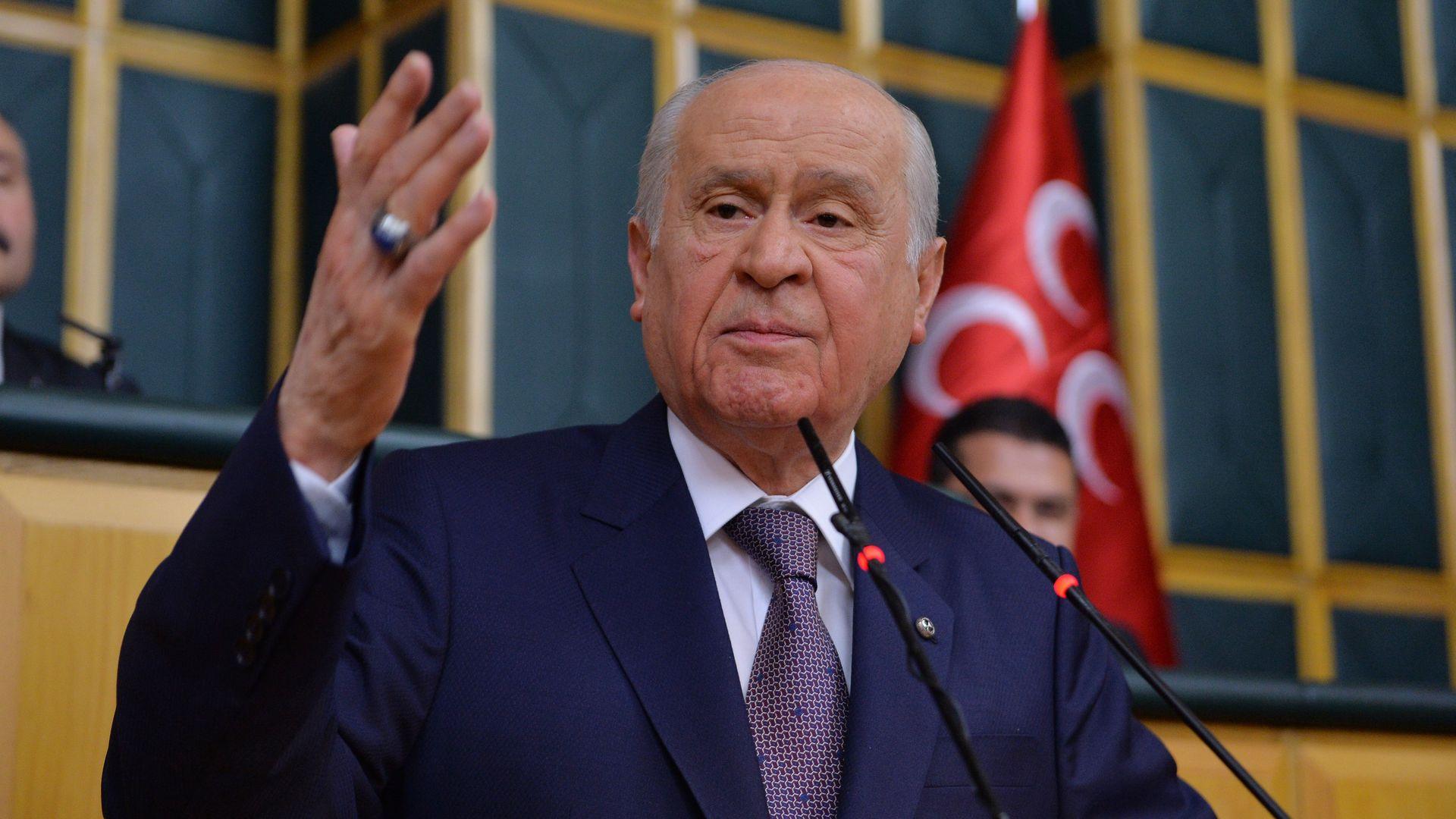 Bahçeli'den Cumhur İttifakı'nda kriz çıkartacak oy oranı açıklaması