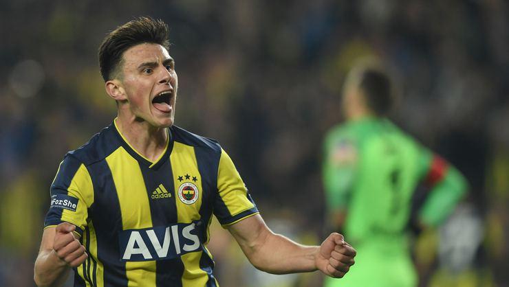 Fenerbahçe'nin kahramanı Eljif Elmas: Mutluyuz