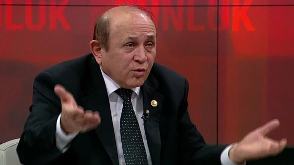 AKP'li Burhan Kuzu'dan tuhaf İstanbul seçimi denklemi