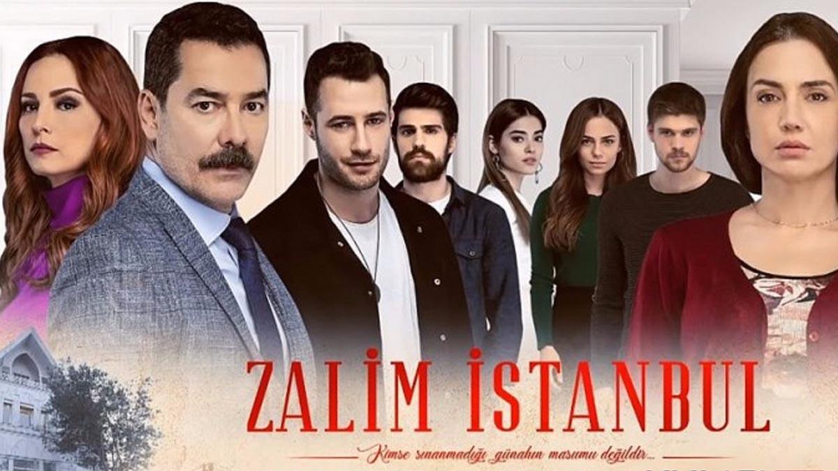 RTÜK'ten Zalim İstanbul'a para cezası