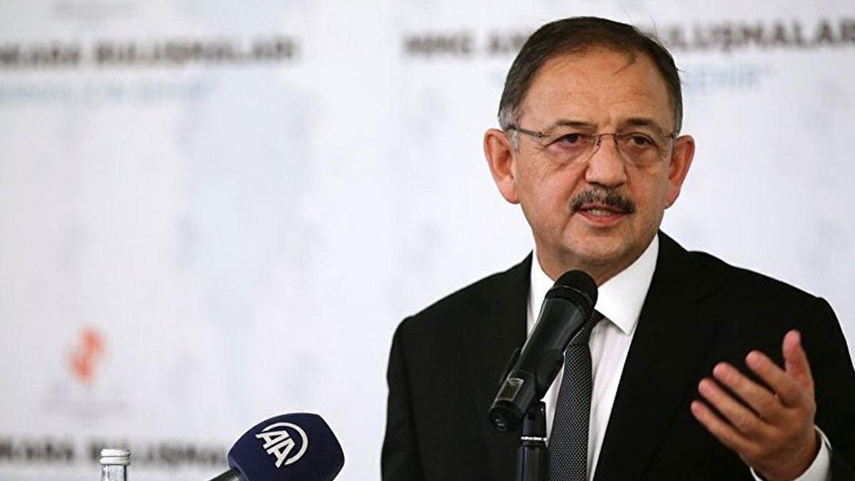Özhaseki'den İstanbul açıklaması