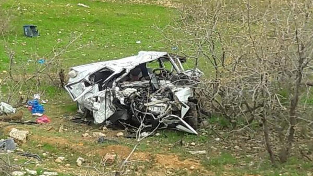 Diyarbakır'da feci kaza! Çok sayıda ölü var