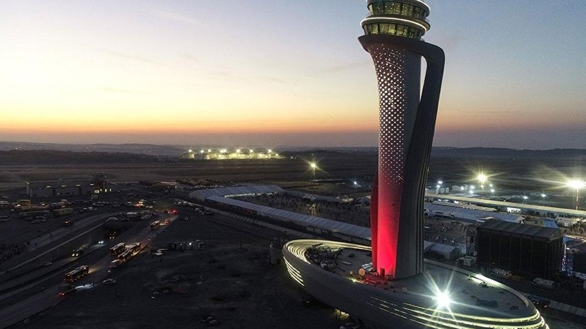 İstanbul Havalimanı'nda ücretsiz otopark hizmeti sona erdi! İşte yeni tarifler...