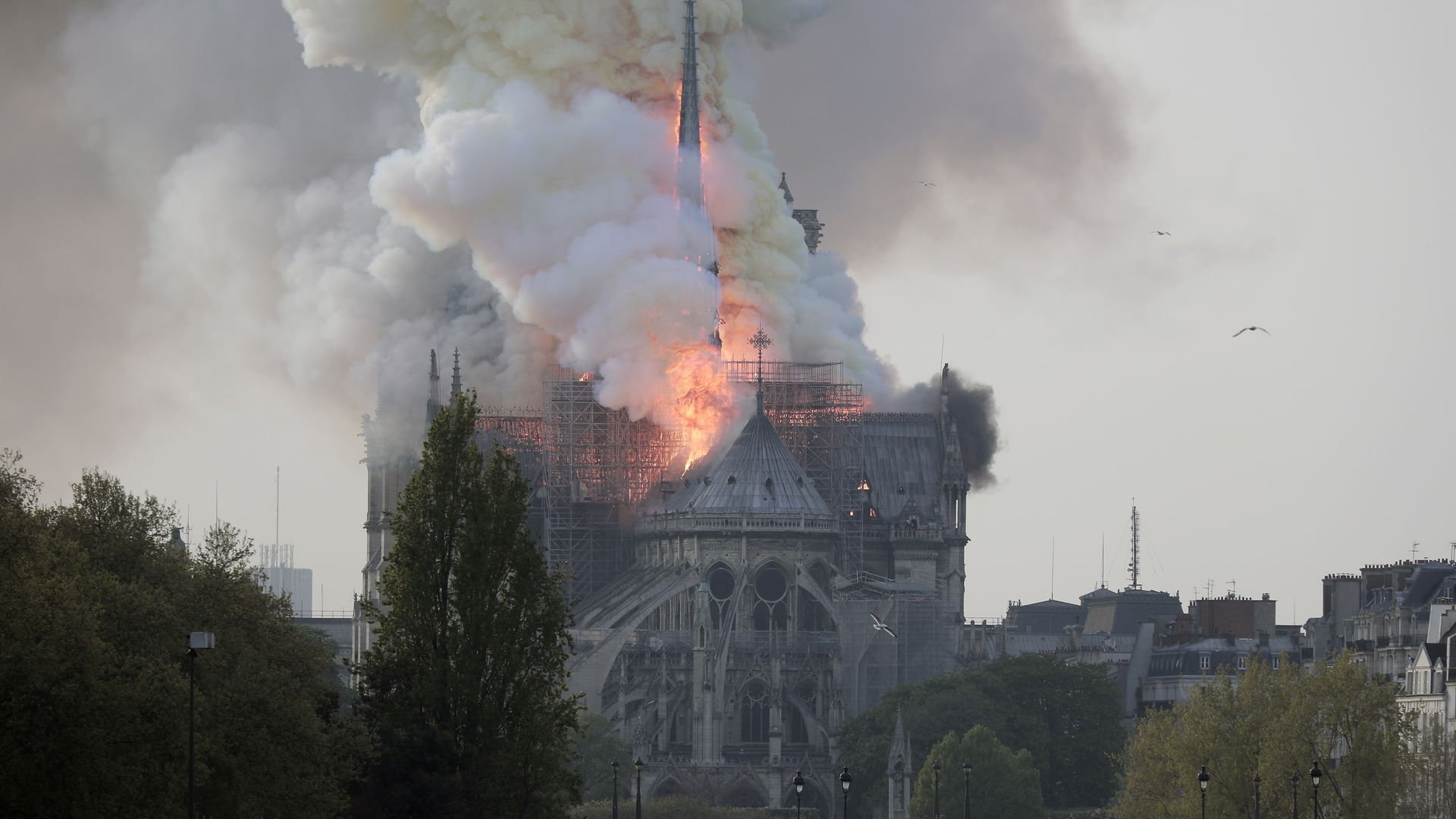 850 yıllık Notre Dame Katedrali 8 saatte kül oldu! Savcılık açıklama yaptı