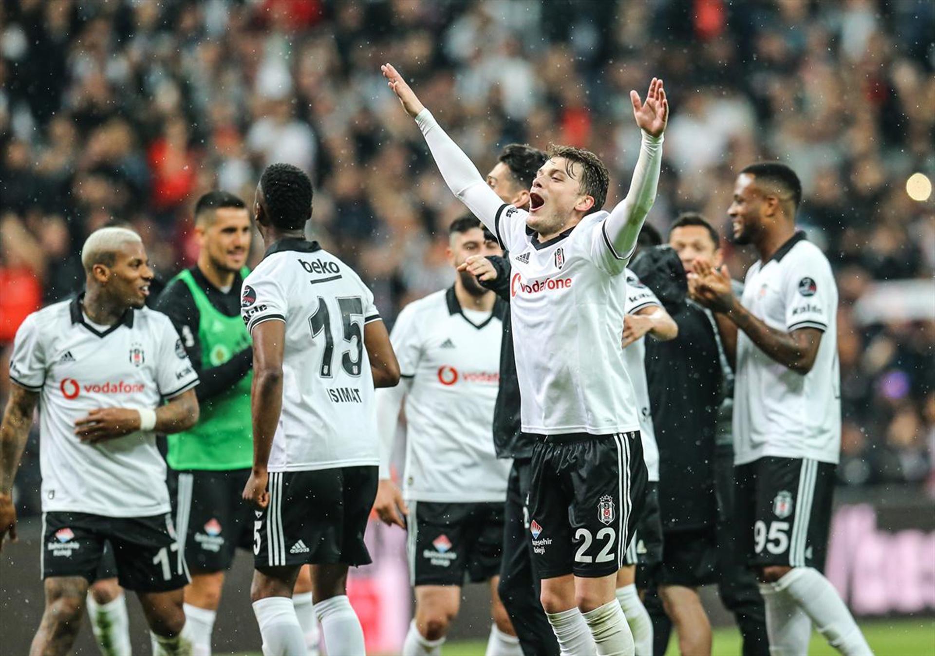 Beşiktaş'ın yolcu listesi belli oldu!