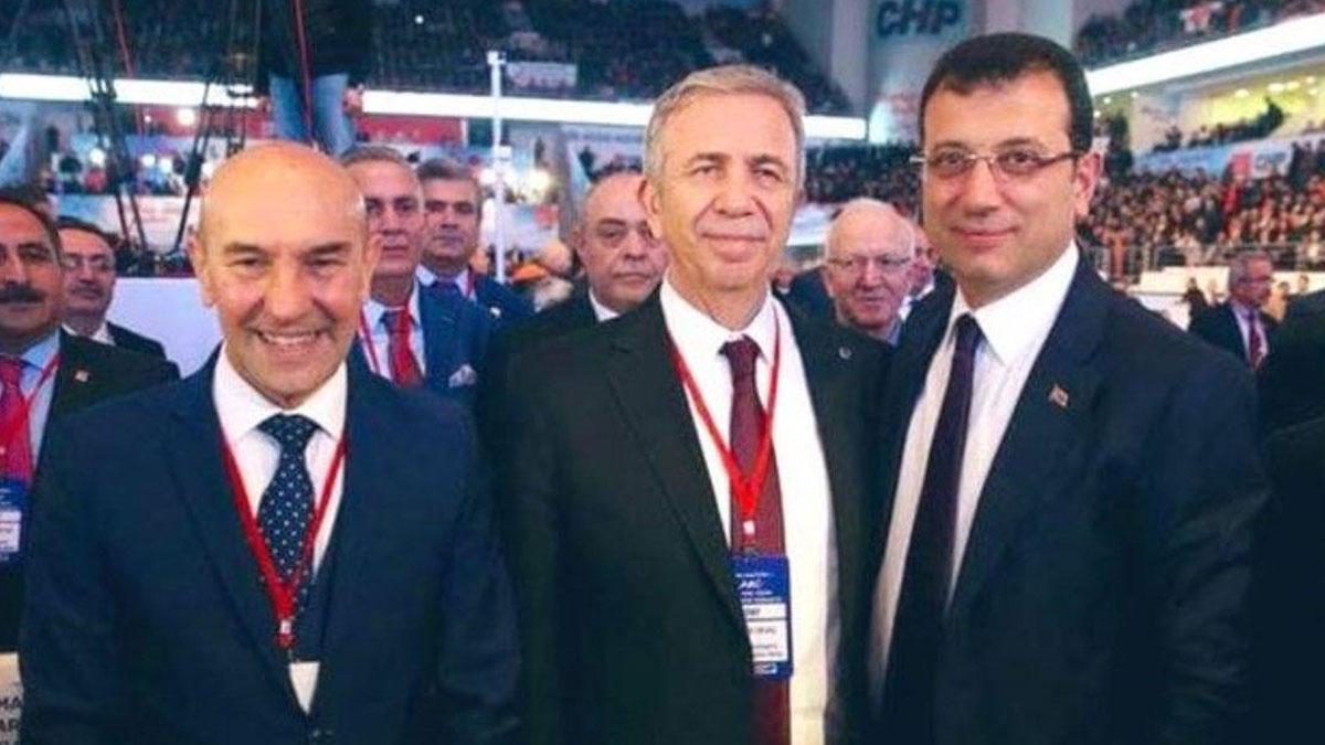 Üç büyükler! Ankara ve İzmir'den İstanbul'a tebrik mesajları