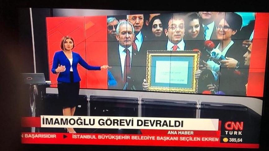 Böylesi görülmedi… CNN Türk'ten skandal hata!