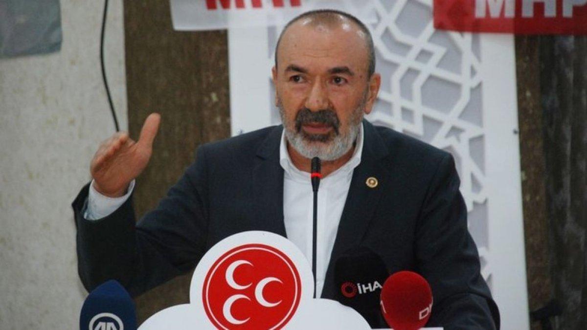 MHP Genel Başkan Yardımcısı A Haber'de konuştu: CHP'nin amacı demokrasi getirmek