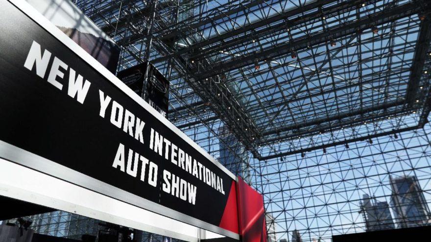 New York Otomobil Fuarı kapılarını 119'uncu kez açtı