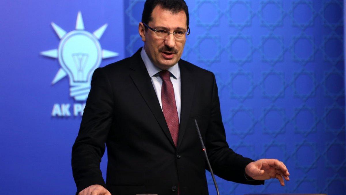 AKP'den İstanbul için iptal başvurusu