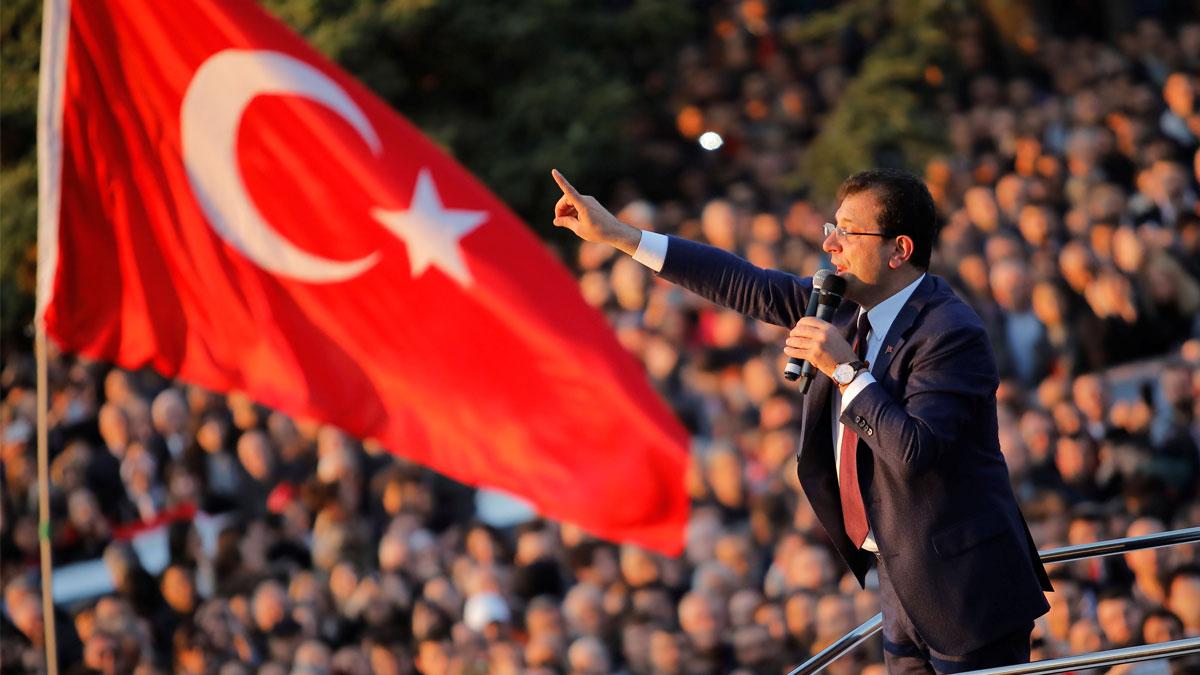 İBB Başkanı İmamoğlu: Bu sefer sevgi, saygı kazanacak!