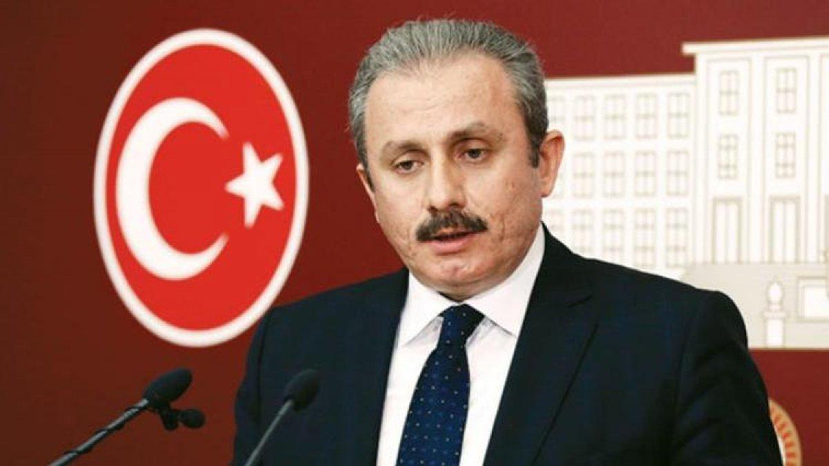 TBMM Başkanı Mustafa Şentop'tan Kılıçdaroğlu'na saldırıya tepki