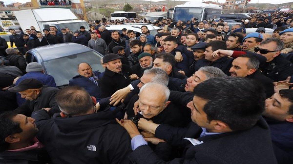Ankara Cumhuriyet Başsavcılığı, Kılıçdaroğlu'na saldırıyla ilgili soruşturma başlattı
