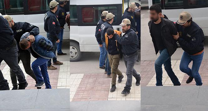 Van'da terör alarmı; eylem için gelmişlerdi