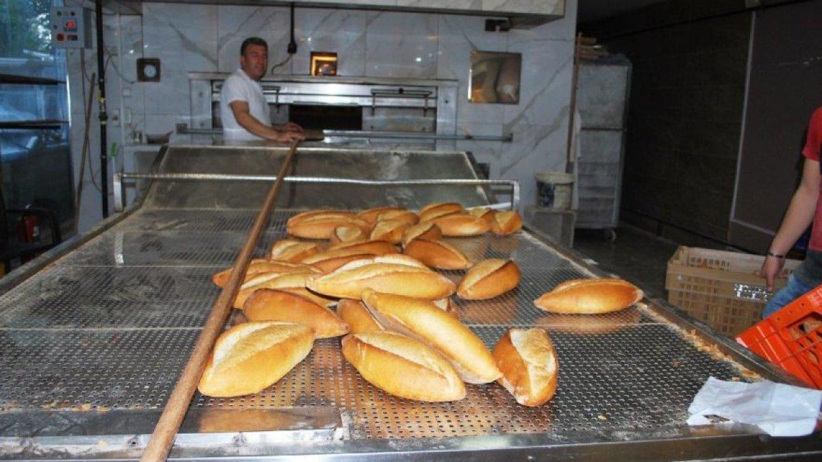 Antalya'da ekmeğe zam geliyor!