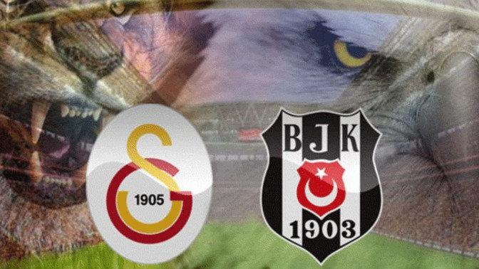Dev derbinin tarihi belli oldu... Galatasaray Beşiktaş maçı ne zaman