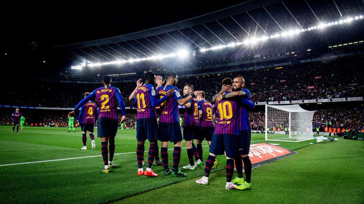 Katalan rüzgarı: Barça, son 15 yılda 10. kez şampiyon